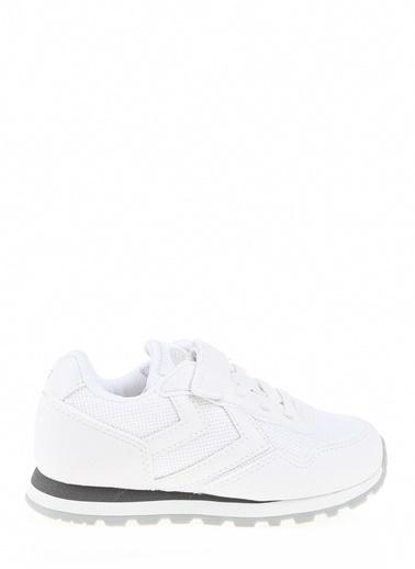 Hummel Çocuk Ayakkabı Thor 207919-9001 Beyaz